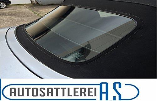 BMW Z3 Cabrio Heckscheibe Test