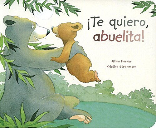 Te quiero, abuelita! (Picture Board Books) by Parragon Books (2013) Board book por Parragon Books