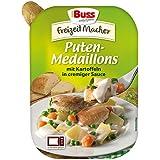 Buss Putenmedaillons mit Kartoffeln in cremiger Sauce, 300 g