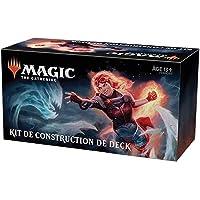 Kit de construction de deck Magic: The Gathering Édition de base 2020 (comprenant 4 boosters) – Version française