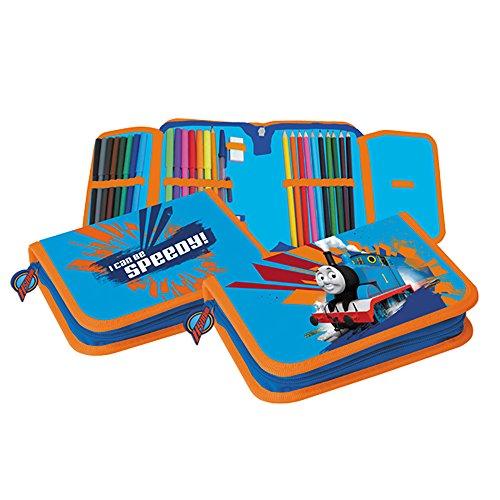 Preisvergleich Produktbild Kinder Thomas & Friends gefüllt Federmäppchen