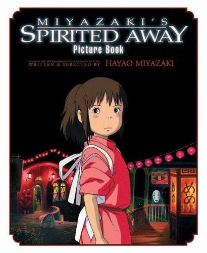 Spirited Away Picture Book por Hayao Miyazaki