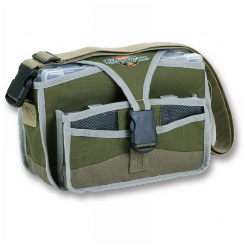 Flambeau Tackle Kwikdraw Soft Side Tackle Bag by Flambeau Tackle -