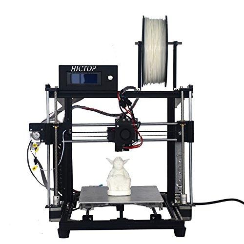 HICTOP 24V Schermo 3D Stampante Prusa l3 Livellamento Automatico Kit DIY Alluminio