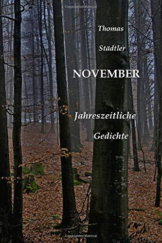 November: Jahreszeitliche Gedichte / Mit einem Vorwort von Sahra Wagenknecht: Volume 11 (Die zwölf Monate)