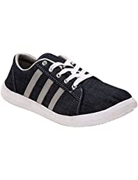 Calaso Canvas Casual Flat Shoes