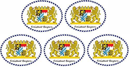 Freistaat Bayern Wappen Test Vergleich 2018 Die