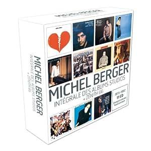Integrale Albums Studios + Live (Coffret 11 CD)