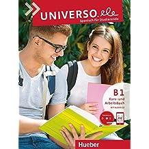 Universo.ele B1: Spanisch für Studierende / Kursbuch + Arbeitsbuch + Audio-CD