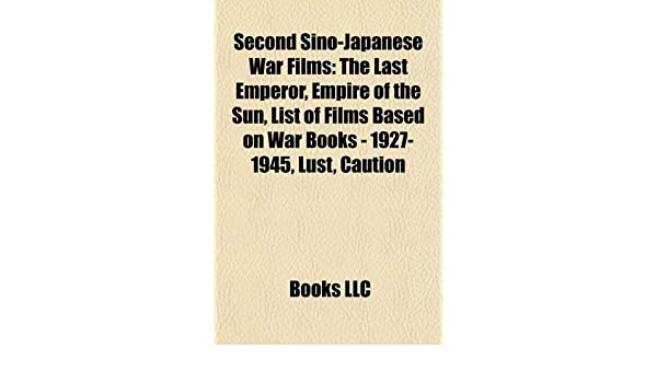 Amazon in: Buy Second Sino-Japanese War Films (Film Guide