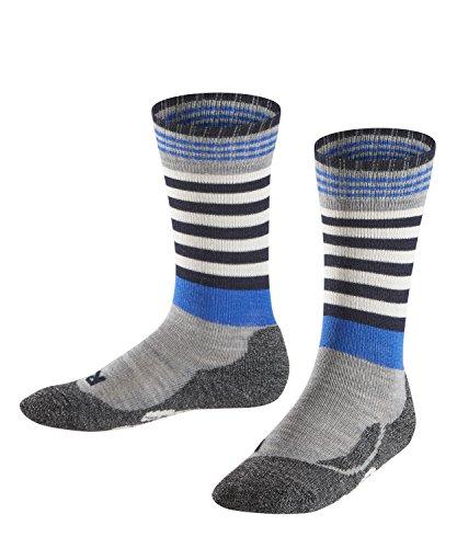 FALKE Jungen Socken Frog, m.Grey Mel, 27-30