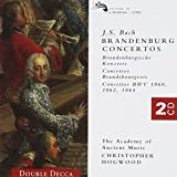 Bach: Brandenburg Concertos 1-6