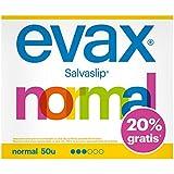 Evax Salvaslip Normal Protegeslips - 50 unidades
