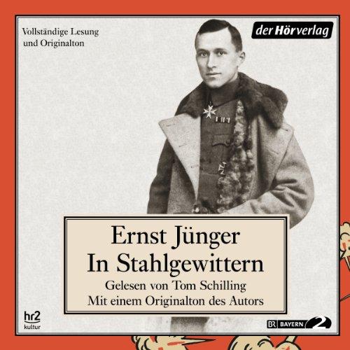 Buchseite und Rezensionen zu 'In Stahlgewittern' von Ernst Jünger