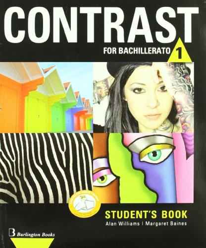 Contrast For Bachillerato 1. Student's Book   9789963485154
