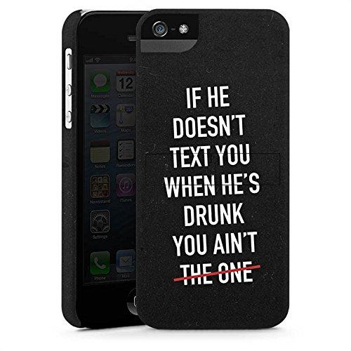 Apple iPhone X Silikon Hülle Case Schutzhülle Sprüche Liebe Party Premium Case StandUp