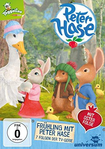 Peter Hase, DVD 9 - Frühling mit Peter Hase -