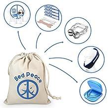 Las 5 mejores soluciones para dejar de roncar | preube y combine las soluciones | Bedpeace 5 mejores dispositivos anti-ronquidos | tiras nasales | pieza bucal | correa para la barbilla | respiraderos