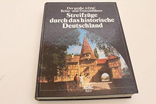 vintage13.de der Große ADAC Reise- und Freizeitführer Streifzüge durch Deutschland 1989