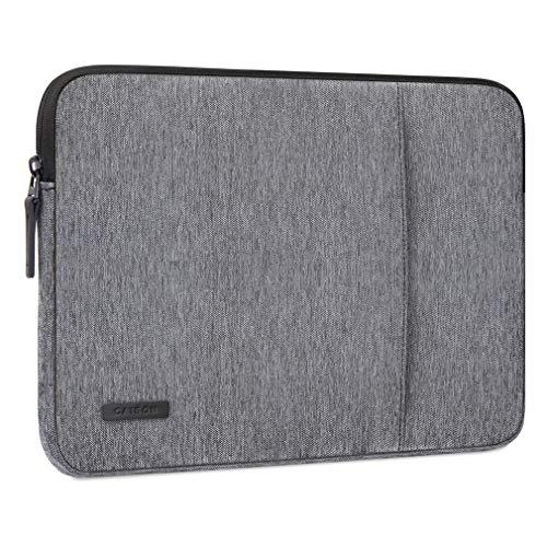 CAISON Laptop Hülle Tasche für 10 Zoll Microsoft Surface Go/Neu 11 Zoll iPad Pro mit Smart Keyboard / 2019 Neu 10.5 Zoll iPad Air