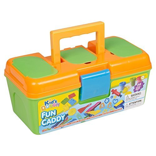 play-dough-modelling-29-piece-moulding-set-with-carry-case-with-modelling-tools-2-in-1-press-stencil