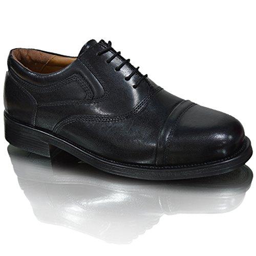 Oaktrak , Chaussures à lacets homme Black Stone Bridge