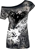 Black Premium by EMP All In The Mind T-Shirt schwarz M