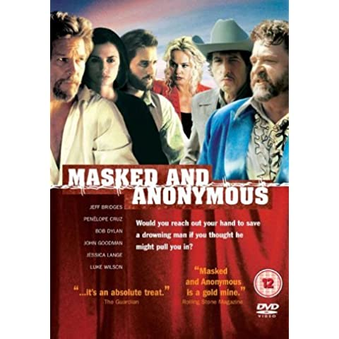 Masked And Anonymous [DVD] by Bob Dylan