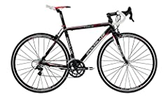 Idea Regalo - SHOCKBLAZE BK11SB4041 S7 Race Bici da Strada, Nero