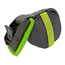 Sea To Summit Bomber Tie Downs Single - Lime, 2m