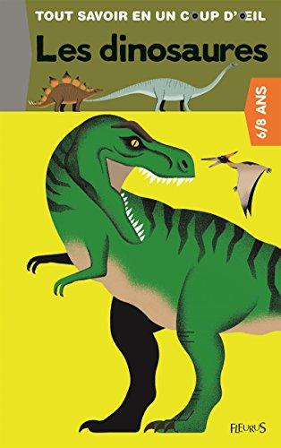 Les dinosaures par Romain Amiot