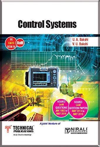 Control Systems for Mumbai University