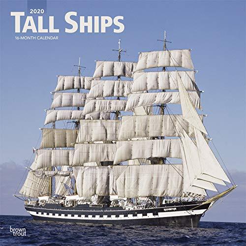 Tall Ships 2020 Calendar par Browntrout Publishers, Inc