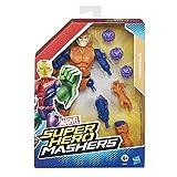 Hasbro - Vendicatori Marvel Super Hero Masher 6 Pollici, Figura Hobgoblin