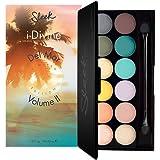 Sleek MakeUP i-Divine Eyeshadow Pallete Del Mar, Volume 2