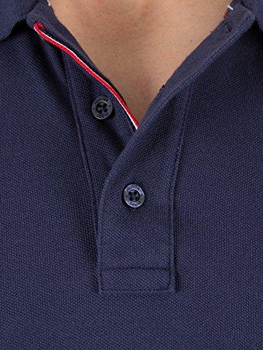 Tommy Jeans Herren Poloshirt Blau (Black Iris 002)