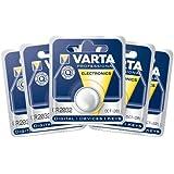 5 x Einzelblister Varta Professional CR2032 Lithium-Batterie 3Volt Typ CR 2032