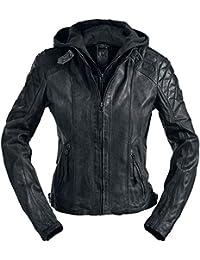 Suchergebnis auf für: Lederjacke Für Damen Damen