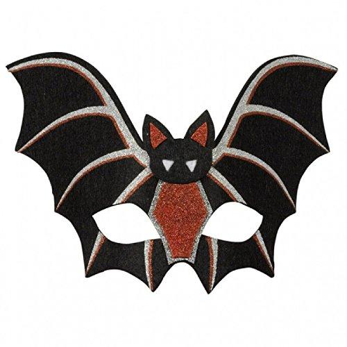 aus weichem Filz als Verkleidung für Halloween, Fasching oder Mottoparty // Karneval ()