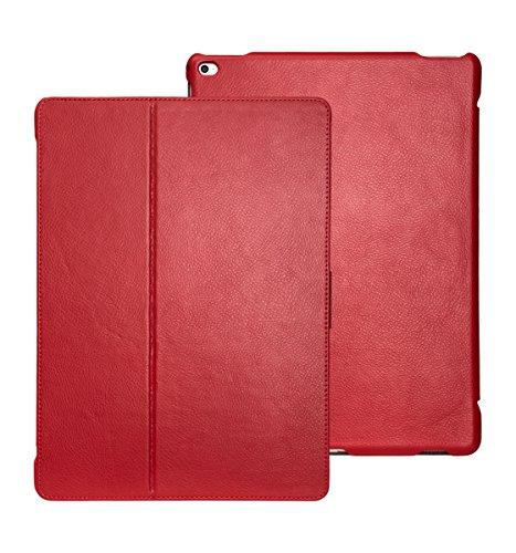 funda-smart-cover-futlex-de-cuero-autentico-para-ipad-pro-129-rojo-diseno-unico-multiples-posiciones