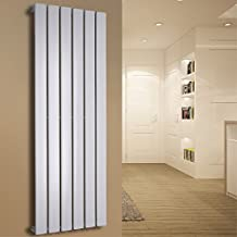 Design Paneelheizkörper Heizkörper 1800x452mm Weiß Heizwand Flach  Seitenanschluss