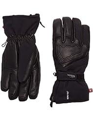 Guantes Ziener caio Gigolosso GTX R Gore caliente PR guantes de esquí, invierno, hombre, color Negro - negro, tamaño 10,5