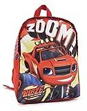 Blaze Truck Zainetto per Bambini, 31 cm, Multicolore