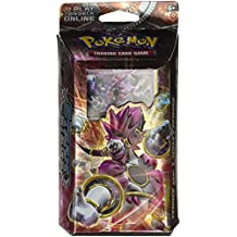 Pokémon poc379 XY Steam Siege Ring of lightning Hupa Tema Deck: 60 Trading Cards, parte