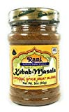 Rani Brand Authentic Indian Products Kebab Masala Indian miscela di spezie per piatti di carne Peso netto. 3 once (85g)