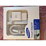 Original Samsung charging cable + data cable White for Galaxy Note 4 SM-N910F 2.0 USB Data Cable Power Supply 2A Amps 2000 mAh Adaptive Fast Charging Fast Charger Travel Charger MicroUSB SAMLW5