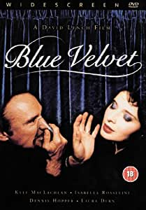 Blue Velvet (Two-Disc Special Edition) [DVD]