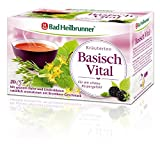 Bad Heilbrunner Basisch Vital, 20er Filterbeutel, a 40 gr