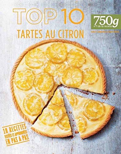 Top 10 Tartes au citron