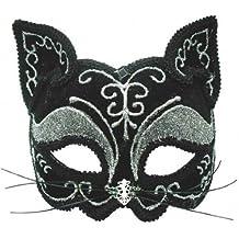 Black Cat Mask Decorative